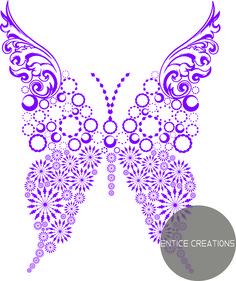 Purple Butterfly. Orange Butterfly, Symbols, Wordpress, Cards, Instagram, Icons, Map, Playing Cards, Glyphs