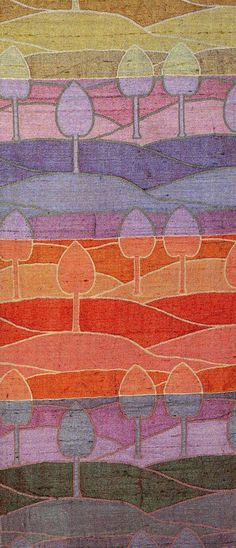 Have always loved this Voysey fabric...now can get it as a needlepoint canvas at artneedlepoint.com.