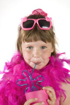 Makeovers and fashion shows are great games for a girl's 12th birthday party.