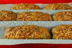 Kedvenceim: Paleo mini bagett (paleo) Paleo, Meatloaf, Minion, Baked Potato, Banana Bread, Baking, Ethnic Recipes, Desserts, Food
