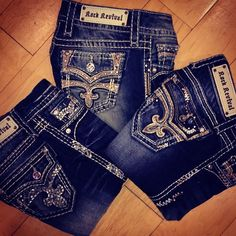 We've got all three of these at the Sedalia Buckle!!
