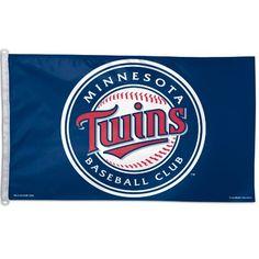 MLB Minnesota Twins 3-by-5 foot Flag