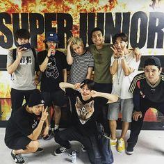 Super Junior preparing for July 2015 comeback & year anniversary! Kim Ryeowook, Cho Kyuhyun, Leeteuk, Super Junior ヒチョル, Kim Young, Korean Pop Group, Choi Siwon, Last Man Standing, Seriously Funny