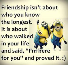 Friendship Isnu0027t About