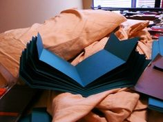 How to Make Your Own Pocketfold Invitations! :  wedding diy invitations new orleans Z16626609.jpg