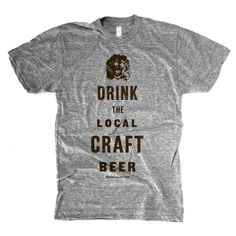 Craft Beer Men's Tee, Fab.