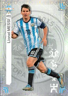 341 Lionel Messi (Argentina) Copa America 2015