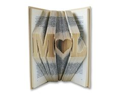 25th anniversary gift for parents 25th anniversary by BookArt4U