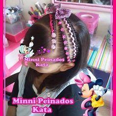 Image result for minni peinados kata Ideas Para, Diana, Hair Accessories, Headbands, Hair Styles, Beauty, Joseph, Hair Dos, Whoville Hair