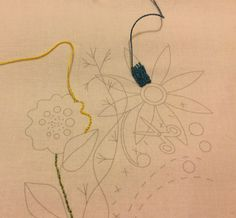 Embroidery Workshop with Alison Glass