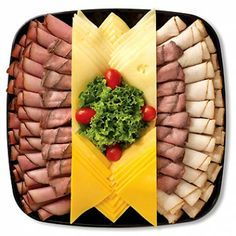 platters meat and cheese trays recipe meat and cheese platter cheese . Meat Cheese Platters, Deli Platters, Deli Tray, Meat Trays, Party Food Platters, Meat Platter, Party Trays, Food Trays, Fruit Trays