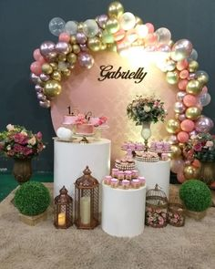 You are in the right place about Decoration ideen Here we offer you the most beautiful pictures abou Balloon Garland, Balloon Decorations, Birthday Party Decorations, Balloons, Wedding Decorations, Birthday Parties, Table Decorations, Decoration Evenementielle, Quinceanera Party