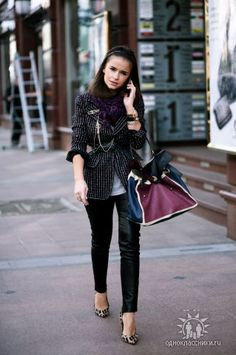 "Miroslava Duma - a Russian ""It"" Girl - Page 328 - PurseForum"