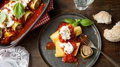 Cannelloni met gehakt en tomatensaus   VTM Koken