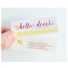 Twitch gamer business cards business cards pinterest feminine mini business cards floral and bright reheart Choice Image