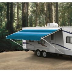 oregon state rv awning by fun in the shade custom rv awnings