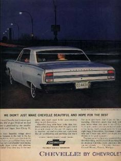 Vintage Car Advertisements of the 1960s (Page 5)