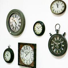 시간에..주말에는 멈춰 #시계