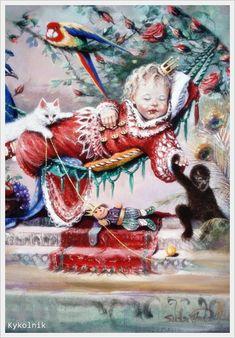 Автор - KYKOLNIK . Это цитата этого сообщения Sussi Anna Aberg... 2 Ну, вы понимаете - Новый год, Рождество, то да се, на Руси вольное время с послаблениями, а потому ни о чем…