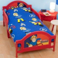Fireman Sam Junior Bedding Bundle
