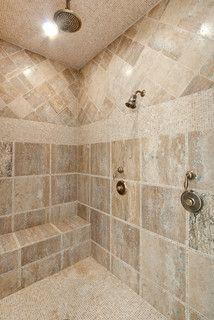John's Creek Project - Traditional - Bathroom - atlanta - by Cardinal Construction, Inc.