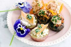 Four Recipes For A Tapas-style Brunch For Mother's Day