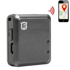 Mini traceur GPS portable localisation SMS détection mouvement bruit #espion #espionnage