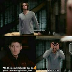 Supernatural Series, Supernatural Quotes, Netflix Tv Shows, Castiel, Jensen Ackels, Winchester, Brother, Meme, Supernatural