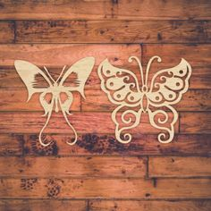 Template, laser cut Butterflies. Buy this template, design, pattern.These laser cut butterfly, are all laser ready. Use it for interior decor, stencils, invitations, wooden box, paper, hardboard, kids toys, puzzles, scroll saw patterns, Download vector file PDF, AI, EPS, SVG, CDR x4. Use your favorite editing program to scale this vector to any size. You can add and remove elements or personalize the design. Our templates are all tested. Free designs every day. Pay with PayPal and other.