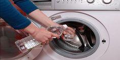 Просто долей уксус в стиральную машинку! Вот он — секрет, за который можно многое отдать