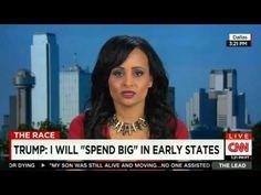 Watch: Trump spokesperson wears 'bullet necklace' | #LittleNews