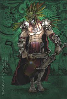 Quetzalcoátl por Armando Morales
