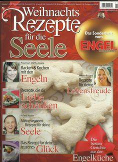 Bestens vorbereitet mit dem Sonderheft des Engel Magazins zu Weihnachten. Lasst es euch schmecken!  #Weihnachten #Kochen #Backen  http://www.angel-bazar.com/item.php?id=31056