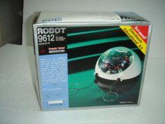 Vintage 70s Elekit Electronic Educational Robot 9612 WAO II Computer Control Kit   eBay