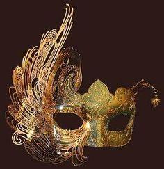 LeBlanc - masque-de-venise-luxe-cignetta-1567.jpg - Detail