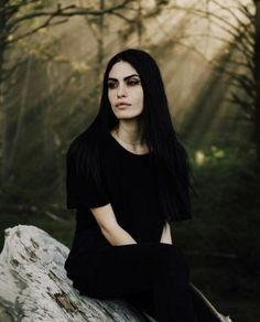 Segovia Amil shared by p__l on We Heart It Dark Beauty, Gothic Beauty, Story Inspiration, Character Inspiration, Segovia Amil, Beautiful People, Beautiful Women, Yennefer Of Vengerberg, Behind Blue Eyes
