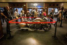 Lisboa reuniu construtores e transformadores de motos, pilotos, artistas, realizadores e actores protagonistas de filmes cuja temática é o universo motociclista.