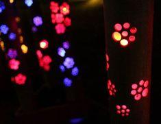 カラフル竹灯籠ー! #熊本県 #熊本の旅 #道の駅巡りの旅 #玉名#立願寺公園 #しらさぎの足湯 #玉名燈師 #竹灯籠 #灯籠 #灯篭 #とうろう#canoneosm