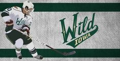 IOWA WILD 2013-14 Season Home Opener is Saturday, October 12 at 7:05 P.M.  game. Professional hockey has returned to Central Iowa!