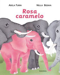 Pintando sonrisas de colores: Rosa Caramelo.