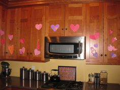 seven ways to help make valentine's day all about family love. Great ideas!