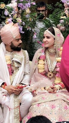 Happy married life To both of u Bollywood Couples, Bollywood Wedding, Bollywood Celebrities, Bollywood Actress, Bollywood Stars, Wedding Dress Men, Wedding Bride, Wedding Goals, Wedding Shoot