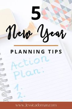 During the last few weeks of the year, we're usually focused on what's to come – all the new habits we're going to create and the goals we're going to achieve and the workouts we're going to do in the new year. I'm sharing my 5 simple ways to help you prepare for the new year and get you off to a great start! New Year Plan | New Year Planning | New Year Goal Setting | Planning for the New Year | Planning for the year | Organizing for the new year | How to prep Time Management Quotes, Single Mom Tips, New Year Planning, Working Mom Tips, Productivity Quotes, New Year Goals, Productive Things To Do, Organized Mom, Future Mom