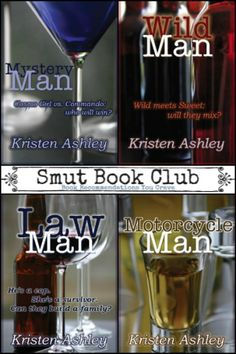 Win Dream Man Series Giveaway - I love this site. All reviews of Smut Books because you know I need my smut.