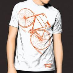 Michael Collins #iconic #Bicycle #TShirts #Illustration