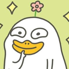 Duck Emoji, Lucky Store, Funny Duck, Cute Patterns Wallpaper, Moomin, Aesthetic Stickers, Cute Cartoon Wallpapers, Meme Faces, Kappa