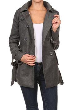 Jaycargogo Womens Faux Fur Vest Shaggy Collar Jacket Cardigan Coat 2 XS