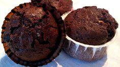 Muffin classici al cioccolato