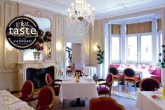 Today's restaurant proves that decadent dining needn't come with a designer price tag...
