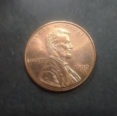 1999 No Mint Marks Lincoln Penny Close AM MS69 Doubled Die   Etsy Valuable Pennies, Rare Pennies, Valuable Coins, Old Coins Worth Money, Old Money, Us Coins, Silver Coins, Error Coins, Coin Worth